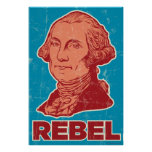 G-Dub Rebel Poster