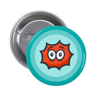 G el botón de la célula glial pins
