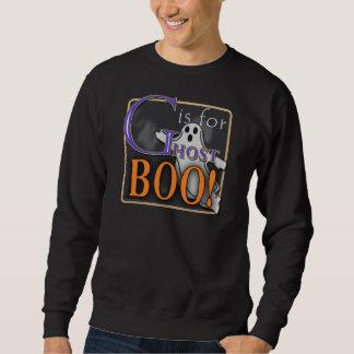 ¡G está para el ABUCHEO del fantasma! Suéter