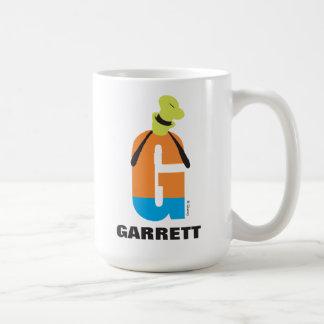 G está para el | torpe añade su nombre taza de café