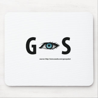G eye S Mouse Pad