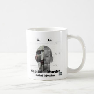 G.G. Capital Murder: Lethal Injection Coffe Mug