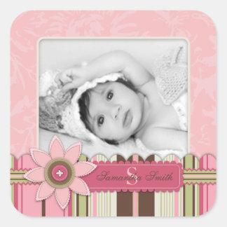 G Girl Photo Sticker B