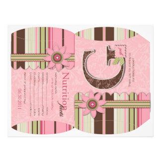 G Girl Puff Box Full Color Flyer