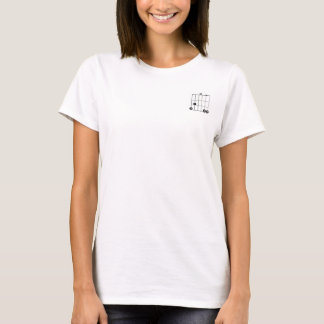 G GUITAR CHORD Women's Basic T-Shirt