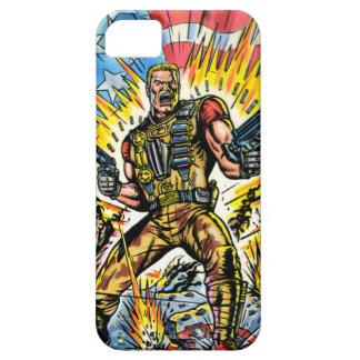 G.I. clásico Joe iPhone 5 Carcasas