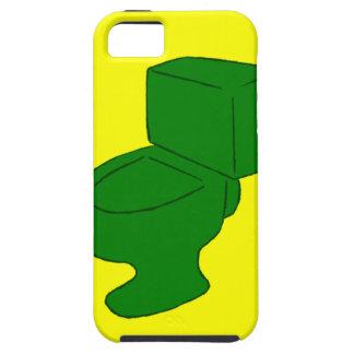 G.I.T.S. Green Latrine iPhone 5 Case