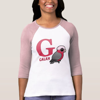 G is for Galah Tee Shirts
