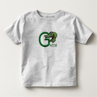 G is for Gator Toddler T-shirt