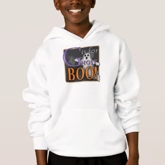G Is For Ghost BOO! Hoodie