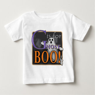 G Is For Ghost BOO! T Shirt