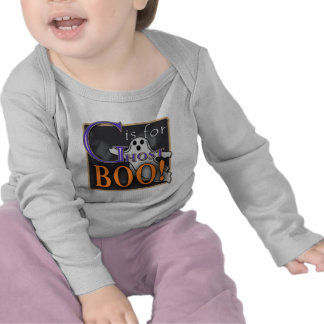 G Is For Ghost BOO! Tshirt