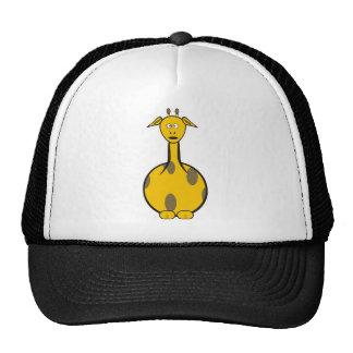 G is for Giraffe Trucker Hat