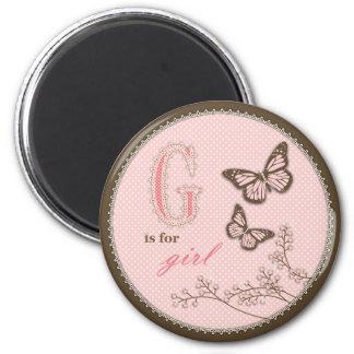 G is for Girl Magnet