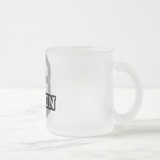 G is for Gordon Coffee Mugs