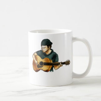G is for Guitar Coffee Mug