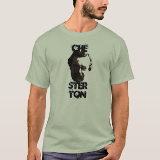 G.K. Chesterton 3 T-Shirt