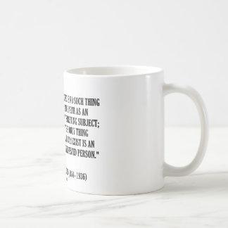 G.K. Chesterton Uninteresting Subject Uninterested Mugs