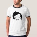 G K Chesterton's moustache men's t shirt