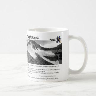 G K Gilbert I - Pioneering Geomorphologist Classic White Coffee Mug