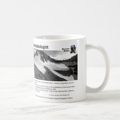 G K Gilbert I - Pioneering Geomorphologist Coffee Mug