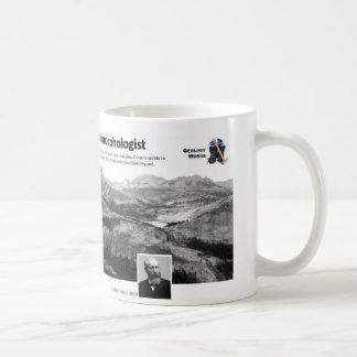 G K Gilbert III - promoción del Geomorphologist Taza De Café
