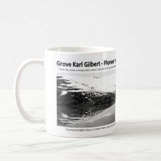 G K Gilbert IV - Pioneering Geomorphologist Coffee Mug