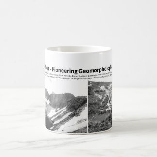 G K Gilbert V - Pioneering Geomorphologist Coffee Mug
