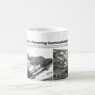 G K Gilbert V - promoción del Geomorphologist Tazas