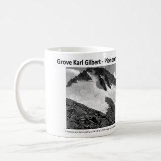G K Gilbert VII - Pioneering Geomorphologist Coffee Mug