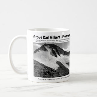G K Gilbert VIII - Pioneering Geomorphologist Coffee Mug