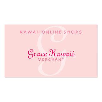 G Kawaii hace compras III Tarjetas De Visita