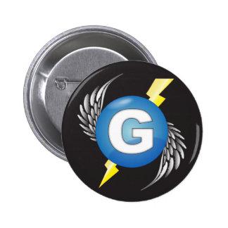 """""""G"""" logo button"""