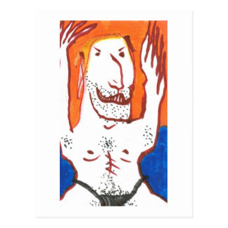 G-Man Postcard