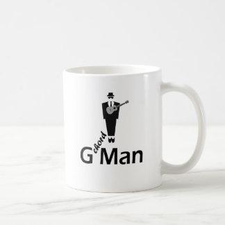 G Man Ukulele Coffee Mug
