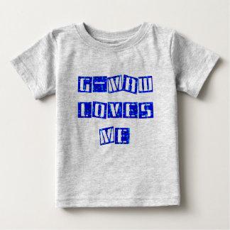 G-MAW Loves Me Infant Tshirt