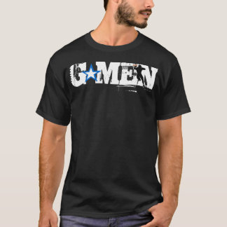 G Men New York Football T-Shirt 1