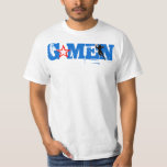 G Men New York Football T-Shirt 2