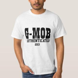G-MOB™ WHITE T T-Shirt