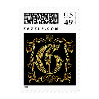 G Monogram Classic Best viewed large see notes Postage