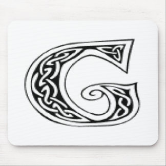 G MOUSE PAD