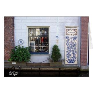 g/nc Amsterdam Delft Canal 1 Card