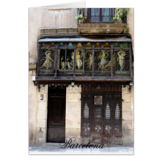 g/nc Barcelona Barri Gotic 2 Barcelona Card