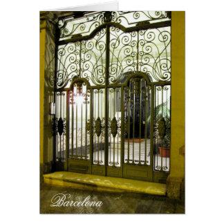 g/nc Barcelona L'Eixample Door Barcelona Card