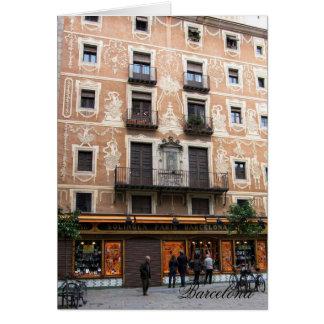 g/nc Barcelona Placa Pi Barcelona Card