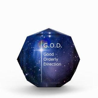 G.O.D. AWARD