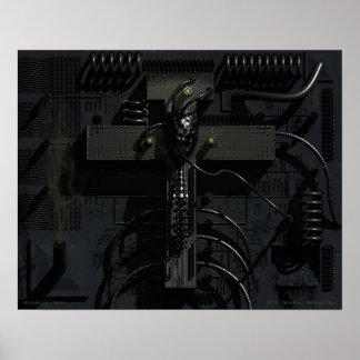 G.O.D. - Deidad grotescamente opresiva Poster