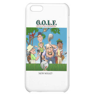 G O L F GREATEST OF LIFE S FRUSTRATIONS iPhone 5C CASES