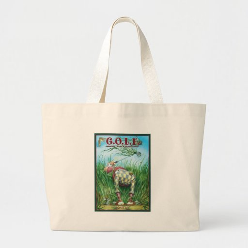 G.O.L.F GREATEST OF LIFE'S FRUSTRATIONS BAGS