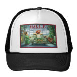 G.O.L.F. GREATEST OF LIFE'S FRUSTRATIONS MESH HATS